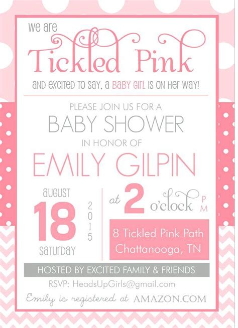 baby shower invitations templates free for word 18 best images about baby shower invites on