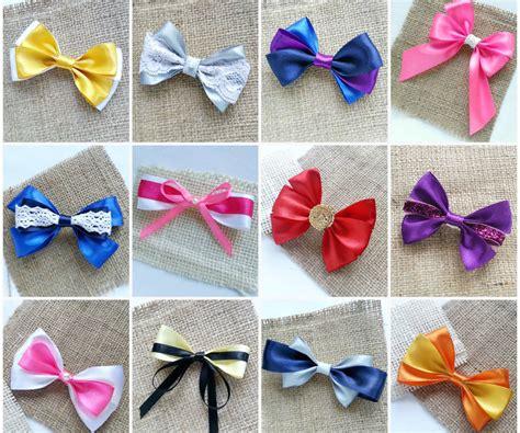 diy hair bows diy hair bows 12 patterns 2