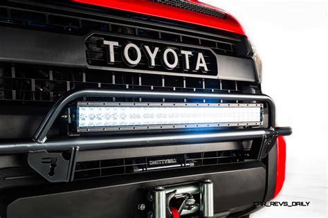 toyota tundra light bar 2015 toyota tundra trd pro will race in stock class in the