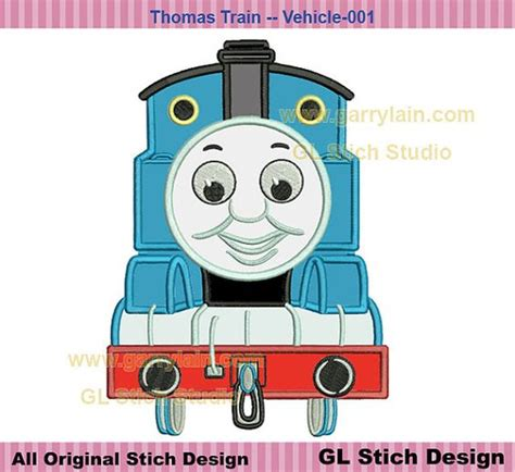 embroidery design train thomas train machine applique embroidery design train
