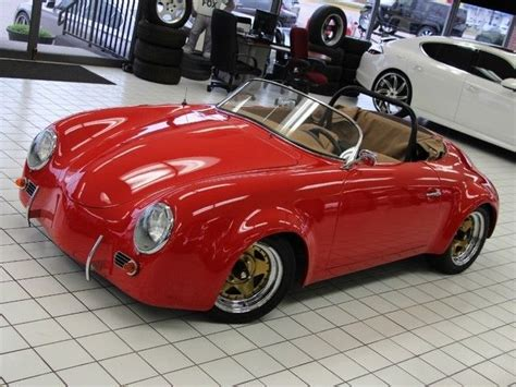 porsche speedster kit car porsche replica speedster kit car replica