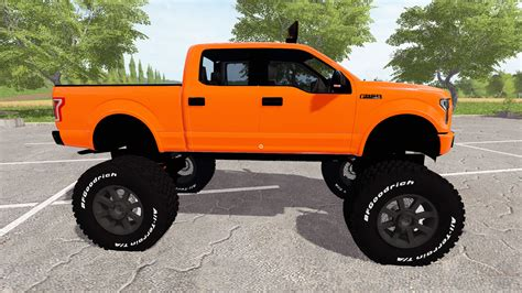 ford raptor lifted ford f 150 raptor lifted for farming simulator 2017