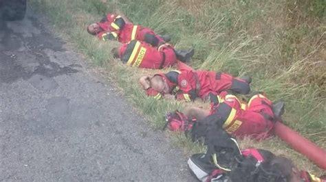 foto tato ibas hasiči po vyše 20 hodinovom boji t 225 to fotografia