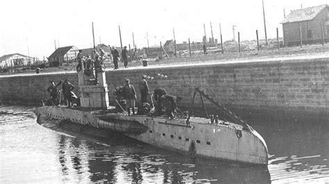 german u boats german u boat wreck found off belgian coast nearly intact