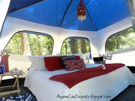 Camp Kitchen Ideas by Anyone Can Decorate A Glamping We Will Go Glamping