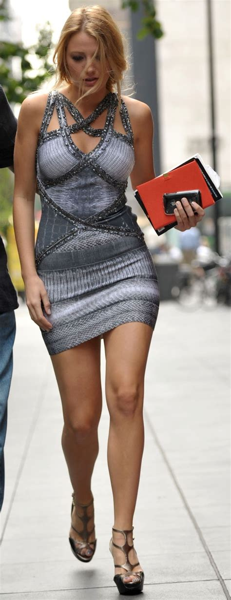She Said It Haute Gossip 9 by As Serena Vdw In Herve Leger Fashion And Glam