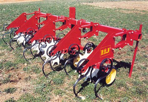Point One Crop 3 point standard cultivator 3 pt cultivators i j