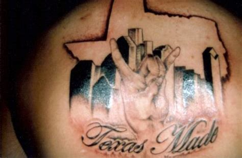 houston texas tattoos designs stuff picture at checkoutmyink