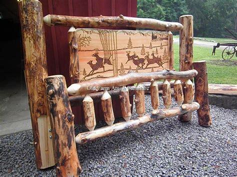 cedar stuff com rustic log furniture pinned with pin by old farm amish furniture rustic log amish