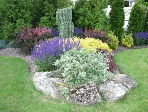 Perennial Garden Layout Landscape Design By Island Ny Photo Gallery
