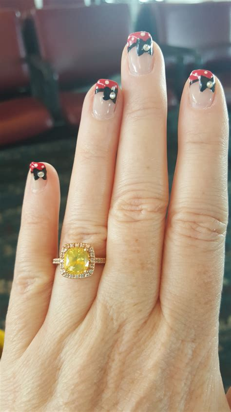 the story my disney princess engagement ring from