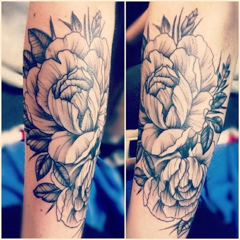 tattoos inside arm floral inner arm best design ideas