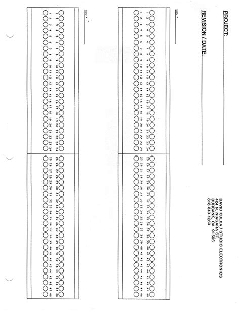 patch panel spreadsheet templates artsbertyl