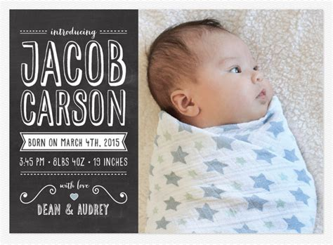 Birth Announcement Boy Template Birth Announcements Templates Baby Boy Birth Announcement Template