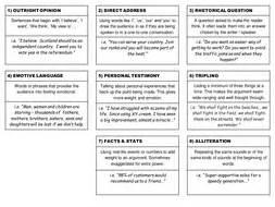 8 Techniques For Being Persuasive by Persuasive Techniques Tolg Jcmanagement Co