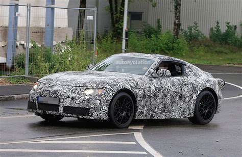 toyota germany 2018 toyota supra spied testing in germany expect it in