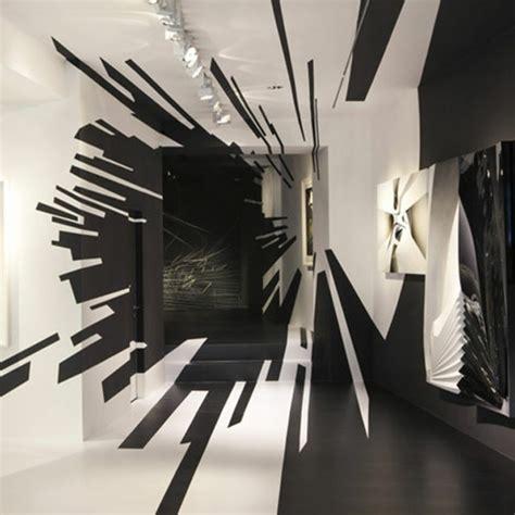 wohnideen schwarz weiß 38 kreative wohnideen in schwarz und wei 223 archzine net
