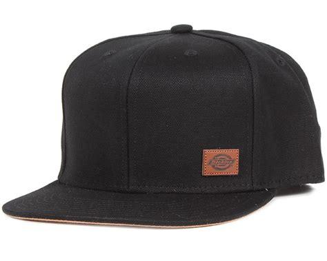 Snapback Dickies D01 Bighel Shop minnesota black snapback dickies caps hatstore co uk