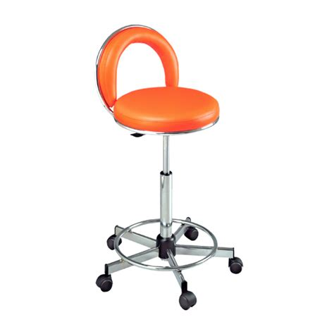 high hair cutting stool pibbs 771 jojo sr hair styling stools salon stool