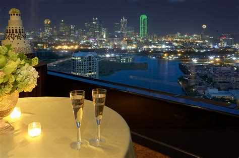 Wedding Venues Downtown Dallas by Wedding Reception Venue With View Of