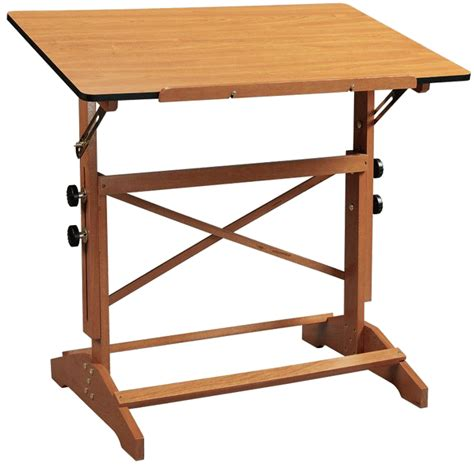 Alvin Pavillon Art And Drawing Table Rex Art Supplies Artist Drafting Tables