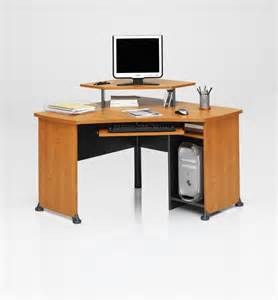 Corner Desk With Monitor Platform Corner Desk With Monitor Stand Jazz Reality