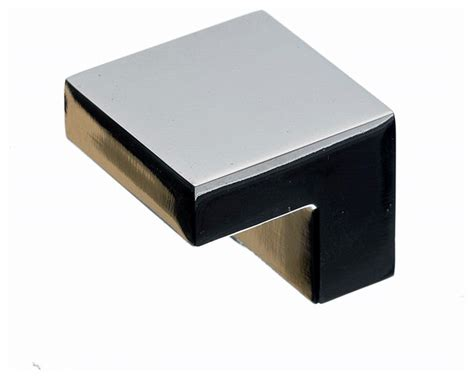 Cabinet And Drawer Pulls by Chrome Finger Pulls Traditional Cabinet And Drawer