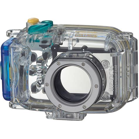 underwater housing for canon canon wp dc36 underwater housing for canon powershot 4264b001