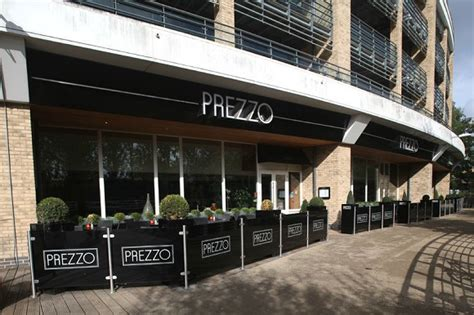 prezzo bid prezzo to a third of it s restaurants in rescue bid
