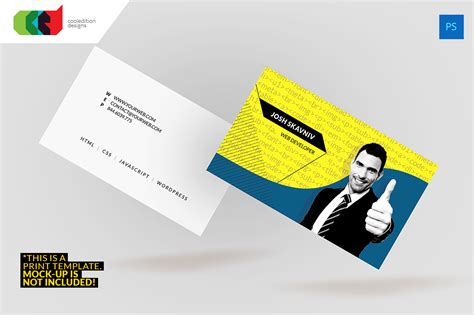 web developer business card templates web developer business card 50 business card templates