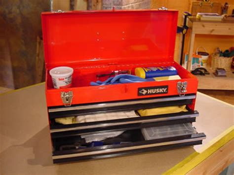 Plumbing Box by Tools For A Plumber S Toolbox Diy