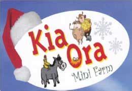 Kia Ora Schedule Visit Santa On Kia Ora Farm Wexford Event