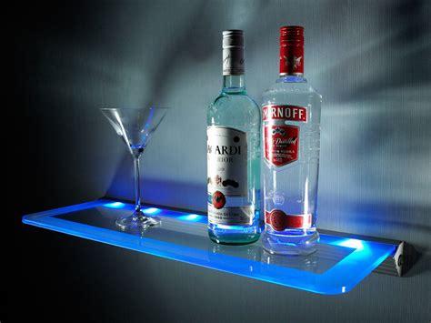 Led Light Shelf Glass by Artis Battery Operated Light Up Illuminated Led Glass