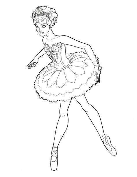 Free Nutcracker Coloring Pages Bus Coloring Pages Ballet Ballerina Colouring Pages