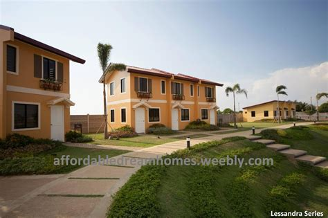 affordable dream homes camella tanza