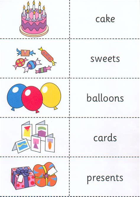 imagenes cumpleaños ingles vocabulario en ingl 233 s para escolares