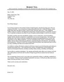 Exles Of Engineering Cover Letters by Engineer Cover Letter Sle Resume Cover Letter