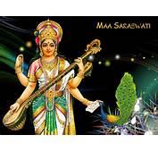 Maa Saraswati HD Wallpapers