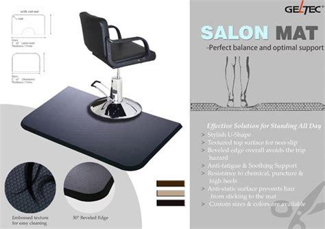 Anti Fatigue Mats Salon by Geltec Industry Co Ltd Mouse Pad Keyboard Pad Salon