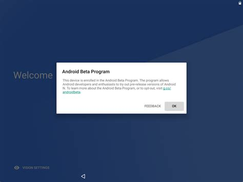 android beta program tuto comment installer android n preview sur un nexus frandroid