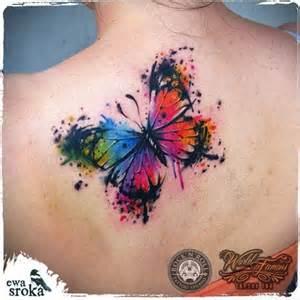35 breathtaking butterfly tattoo designs for women