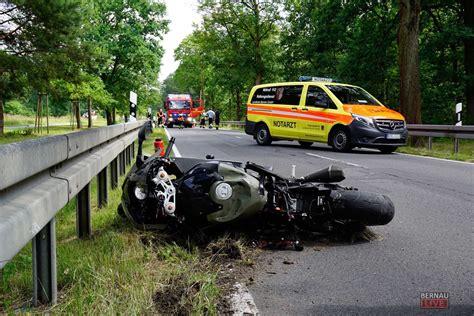 Motorrad Unfall Nürburgring by Bernau Schwerer Motorradunfall Zwischen Sch 246 Now Und Gorinsee