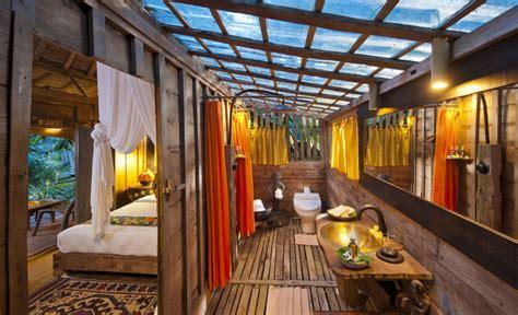 Balinese Kitchen Design kuda house bambu indah