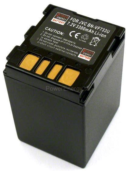 Battery Jvc Bn Vf733u by Bat 233 Rie Pre Videokamery Bat 233 Ria Pre Jvc Bn Vf733 Bn