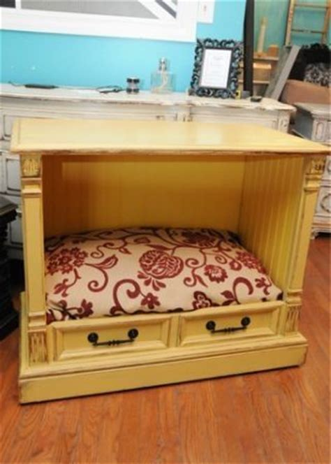 nightstand dog bed pinterest the world s catalog of ideas