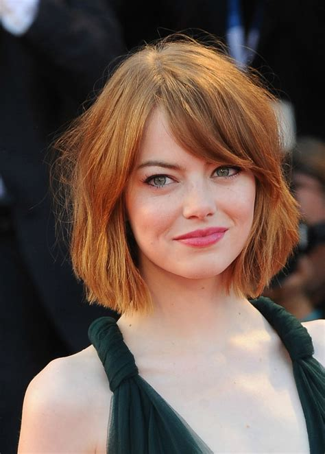 hairstyles best hairstyles bobs and lobs to gush
