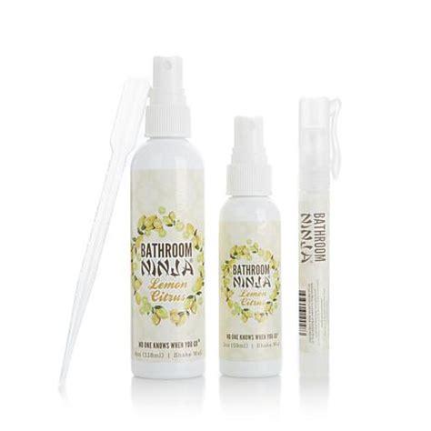 Best Odor Eliminator For Bathroom by Bathroom Odor Eliminator 3 Kit Lemon Citrus