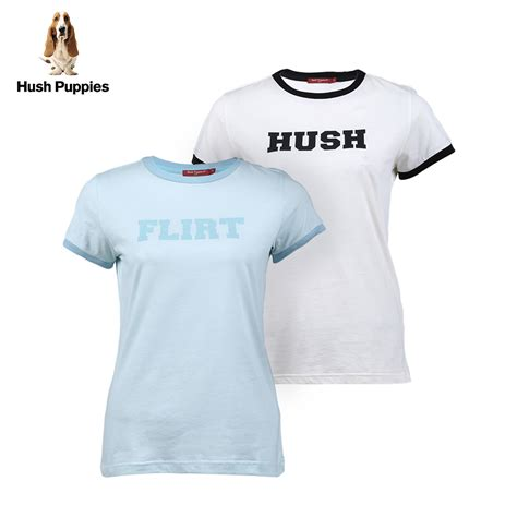 Kaos Polo Hushpuppiess hush puppies kaos wanita la10013 fame available 4 color elevenia