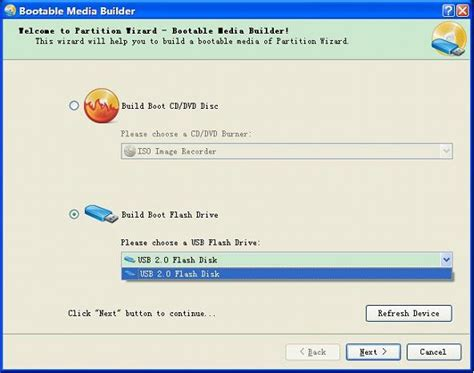 format flash disk bootable how to build boot cd dvd discs and boot flash drive with