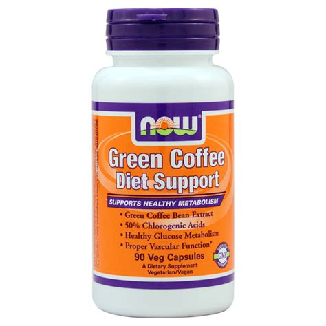 Green Coffee Diet green coffee diet support 90 vcaps now foods boteprote